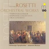 Rosetti: Orchestral Works, Vol. 1 von Johannes Moesus