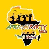 African Party (Total délire), Vol. 2 de Various Artists