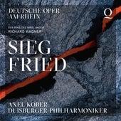 Richard Wagner: Siegfried de Axel Kober