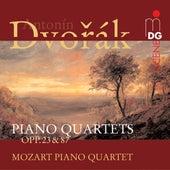 Dvorák: Piano Quartets von Mozart Piano Quartet