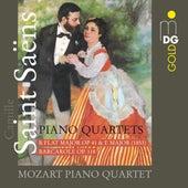Saint-Saëns: Piano Quartets von Mozart Piano Quartet