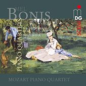 Bonis: Piano Quartets von Mozart Piano Quartet