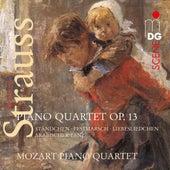 Strauss: Piano Quartets von Mozart Piano Quartet