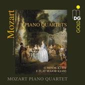 Mozart: Piano Quartets von Mozart Piano Quartet