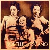 Il Trio Vocale Sorelle Lescano di Trio Lescano