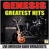 Greatest Hits (Live) by Genesis