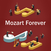 Mozart Forever by Wolfgang Amadeus Mozart
