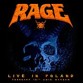 Live in Poland (Live, Warsaw, February 16th 2016) by Rage