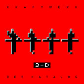3-D Der Katalog (German Version) by Kraftwerk
