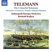 The Colorful Telemann by Indianapolis Baroque Orchestra