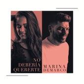 No debería quererte (feat. Demarco Flamenco) by Marina