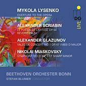Russian Composers Around 1900 de Beethoven Orchester Bonn