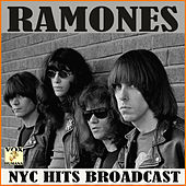 NYC Hits Broadcast (Live) de The Ramones