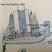 New York Skyline, 1987 von Terrance Kelley