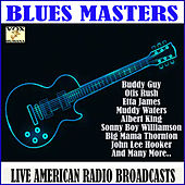 Blues Masters (Live) by Various Artists