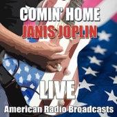 Comin' Home (Live) de Janis Joplin