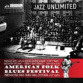 American Folk Blues Festival Live In Manchester 1962 (Live) de Various Artists