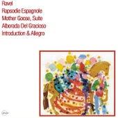 Ravel- Rapsodie Espagnole Mother Goose, Suite Alborada Del Gracioso Introduction & Allegro de Chicago Symphony Orchestra