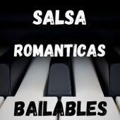 Salsa Romanticas Bailables de Frankie Ruiz, Hildemaro, Jose Alberto El Canario, Nino Segarra, Rey Ruiz, Tito Gomez, Tito Rojas, Tony Vega