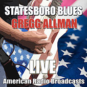 Statesboro Blues (Live) by Gregg Allman