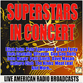 Superstars in Concert (Live) by Various Artists