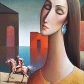 ragazza con cavaliere by Wun Two