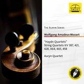 Mozart: String Quartets Nos. 14-19 von Auryn-Quartet