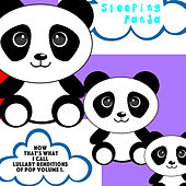 Now That's What I Call Lullaby Renditions of Pop, Vol. 1 von Sleeping Panda