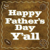 Happy Father's Day Y'all de Various Artists