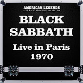Live in Paris 1970 (Live) de Black Sabbath