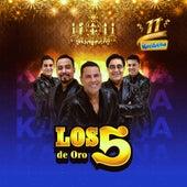 11 Aniversario Radio Karibeña (En Vivo) de Los 5 de Oro