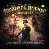 Folge 47: Verrat um Mitternacht von Sherlock Holmes Chronicles
