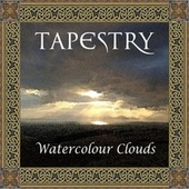 Watercolour Clouds by Tapestry
