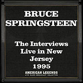 The Interviews Live in New Jersey 1995 (Live) de Bruce Springsteen