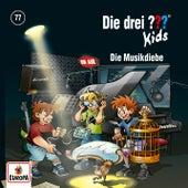077/Die Musikdiebe (G010004485426O) von Die Drei ??? Kids