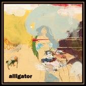 Alligator von Bastien Keb
