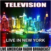 Live In New York (Live) de Television