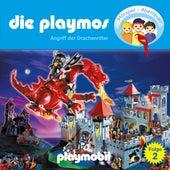 Folge 2: Angriff der Drachenritter (Das Original Playmobil Hörspiel) von Die Playmos
