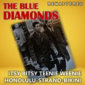 Itsy Bitsy Teenie Weenie Honolulu-Strand-Bikini by Blue Diamonds