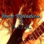 Rock Melódico & a.O.R by Burning Kingdom, Hiroshima, Golden Farm, Elikat, Atlas, Niagara