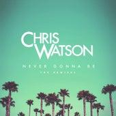 Never Gonna Be (The Remixes) di Chris Watson