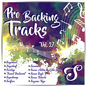 Pro Backing Tracks S, Vol.27 by Various Artists