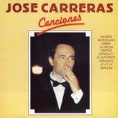 Canciones by Jose Carreras