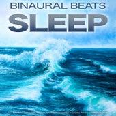 Binaural Beats Sleep: Ocean Waves Sounds, Isochronic Tones, Theta Waves, Alpha Waves and Ambient Music For Deep Sleep, Relaxation and Brainwave Entrainment von Binaural Beats Sleep