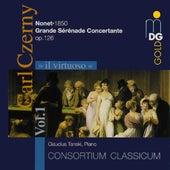 Czerny: Nonet & Grande Sérénade Concertante, Op. 126 by Consortium Classicum