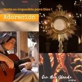 ¡Nada Es Imposible para Dios! Adoración (En Vivo) de Hermana Glenda