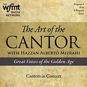 TAC Show 6: Cantors in Concert (1920-1960) de Various Artists