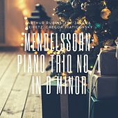 Mendelssohn: Piano Trio No. 1 in D Minor de Arthur Rubinstein