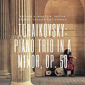Tchaikovsky: Piano Trio in A Minor, Op. 50 de Arthur Rubinstein