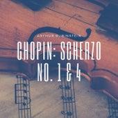 Chopin: Scherzo No. 1 & 4 by Arthur Rubinstein